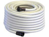 Coax cable kit w/f-conn 25 m Cable type N46/RG6 CCS.