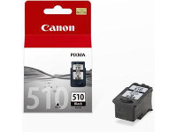 Canon Blekk PG-510Bk Sort 9ml