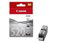 Canon Blekk PGI-520Bk Sort (PGI-520PGBK)
