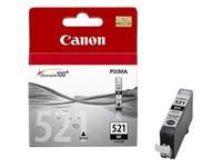 Canon Blekk CLI-521 BK Sort