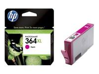 HP Ink no. 364XL Magenta CB324EE 750 sider
