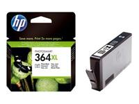 HP Ink no. 364XL Photo Black CB322EE 290 sider