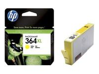 HP Ink no. 364XL Yellow CB325EE 750 sider
