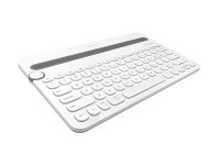 Logitech Bluetooth Keyboard K480 White